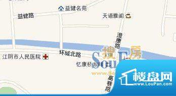 凯悦国际金融中心交通图