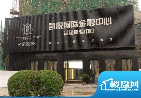 凯悦国际金融中心实景图