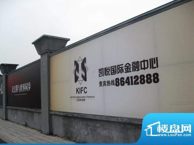 凯悦国际金融中心外景图