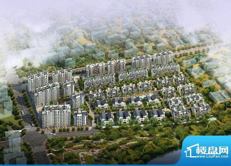 海棠湾花园交通图
