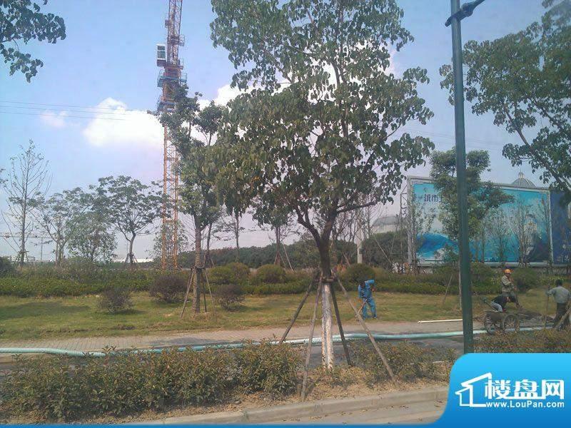 中企上城实景图(2012-09-27)