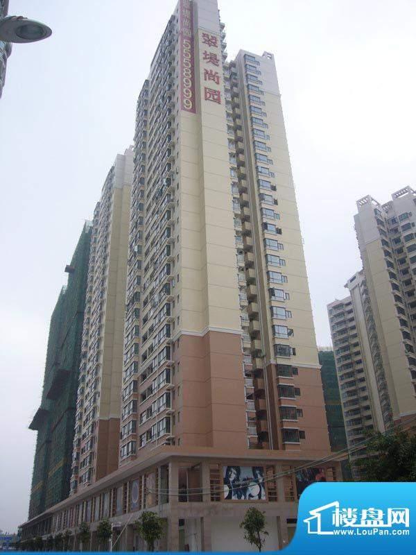 翠堤尚园外立面20111025