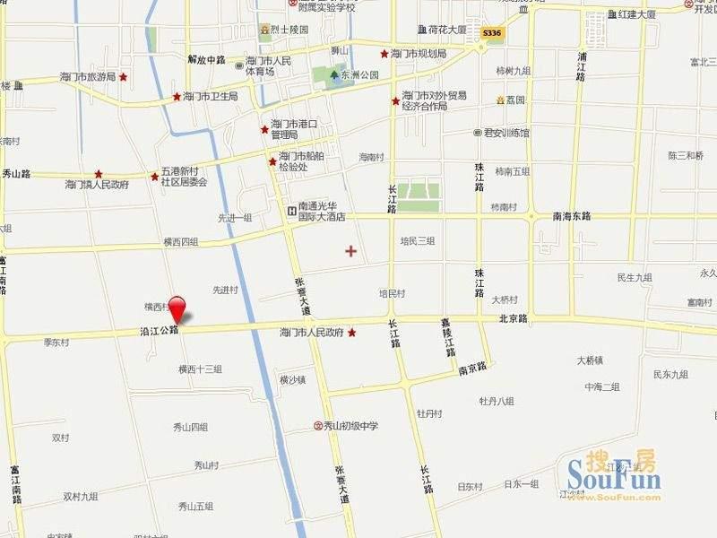 北京壹号公馆交通图