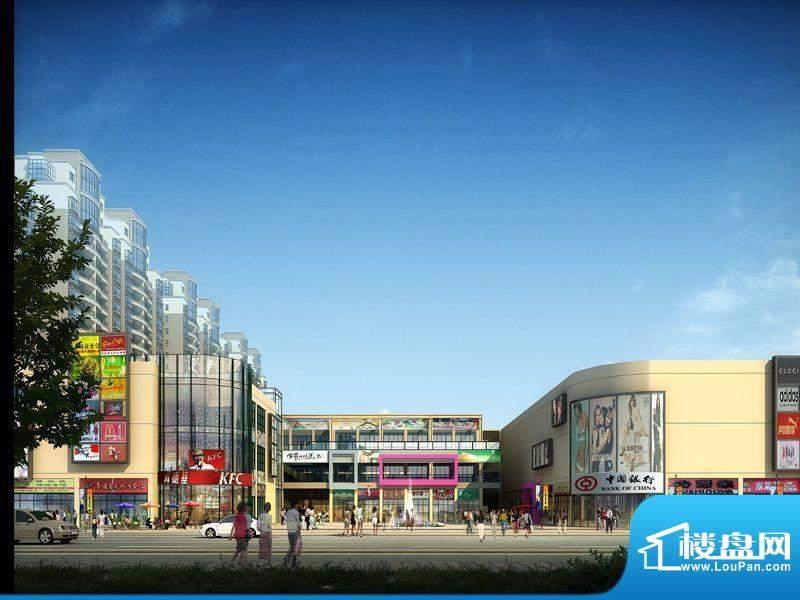 邻里之家富江商业广场实景图