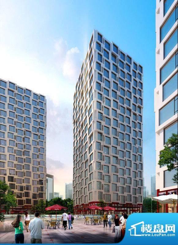 CDD创意港·嘉悦广场外景图
