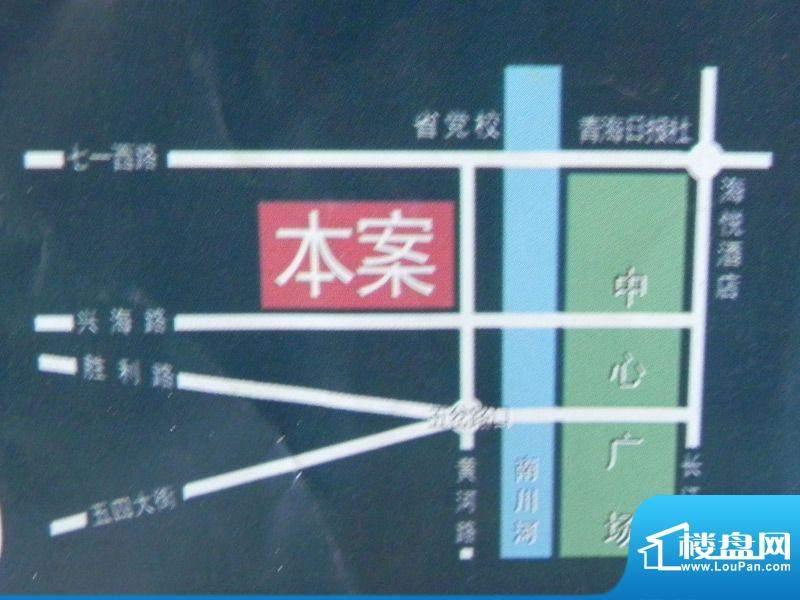 玉珠花园交通图