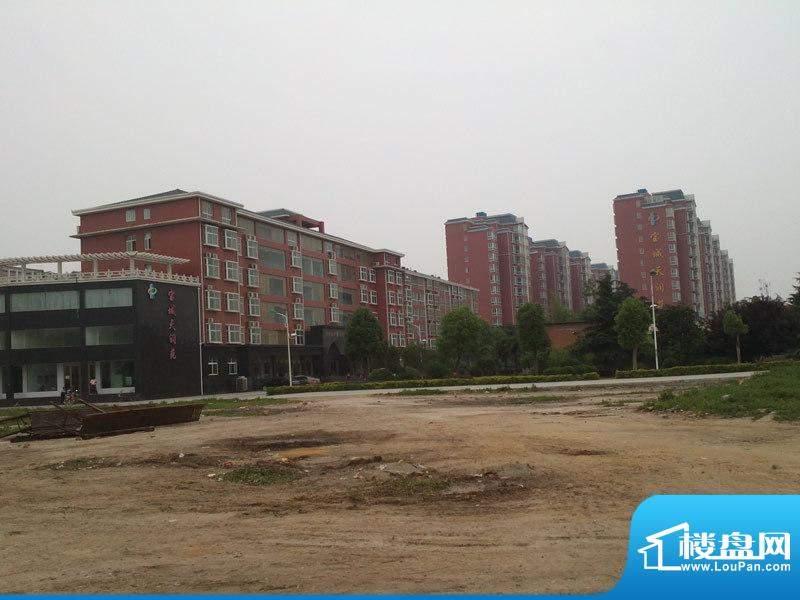 中达·宝城天润苑交通图