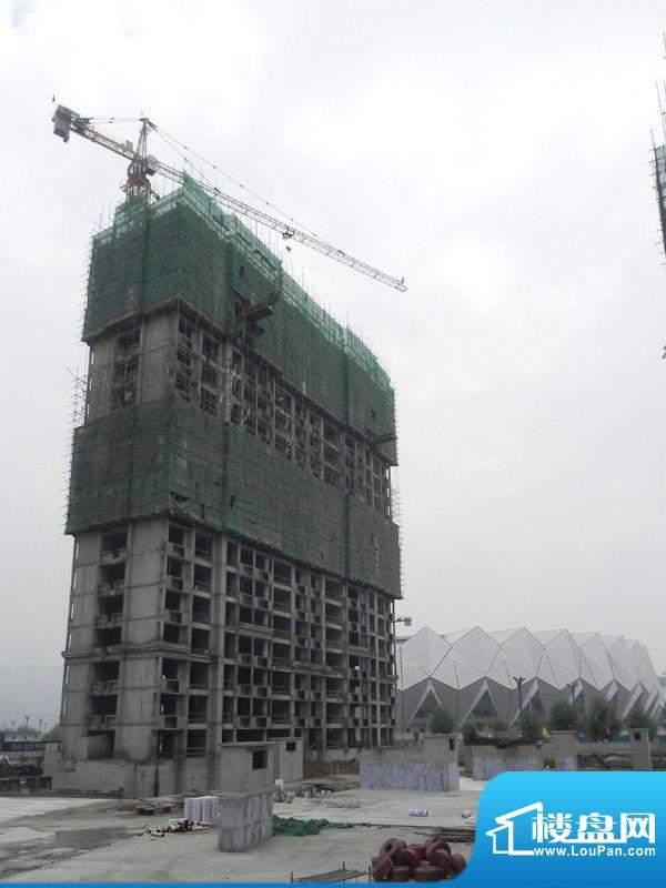 盛达国际新城实景图