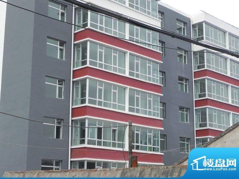 瑞景河畔家园小区实景(2011-8-3)