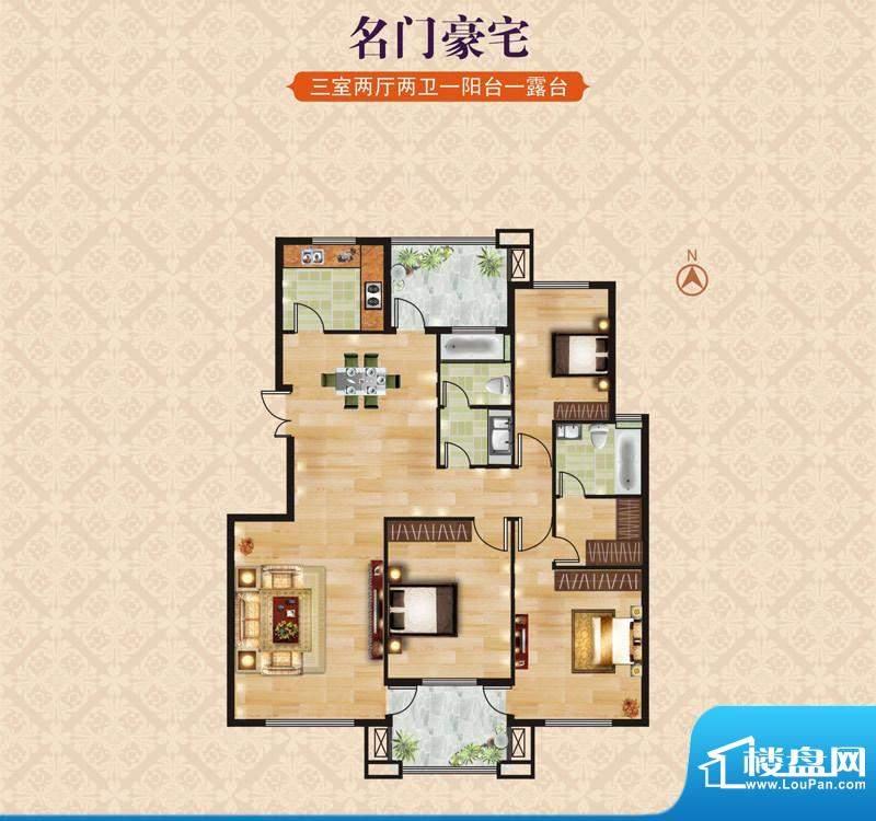 海昌·东城一品B7名面积:0.00m平米