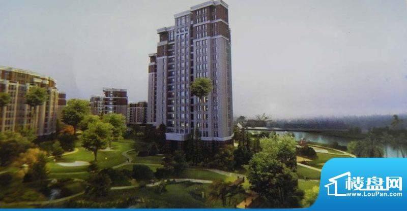 长乐港湾实景图