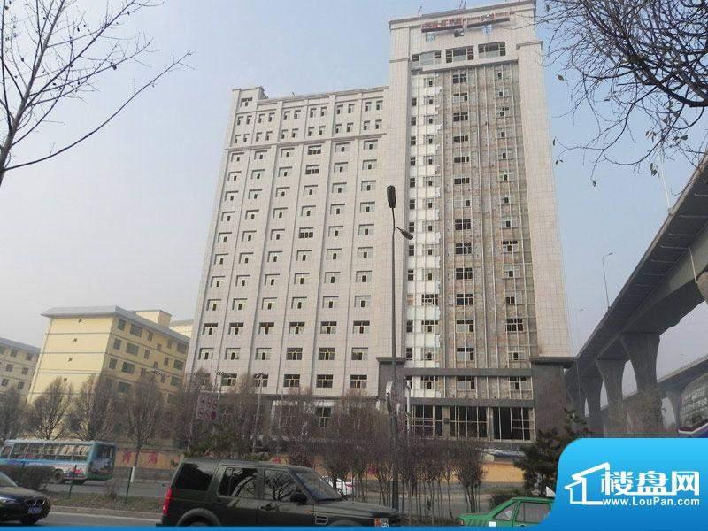 盛华景苑小区实景(2011-11-16)