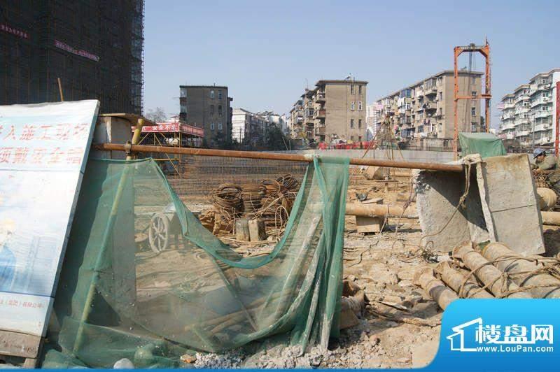 汇金广场工程进度(20110311)