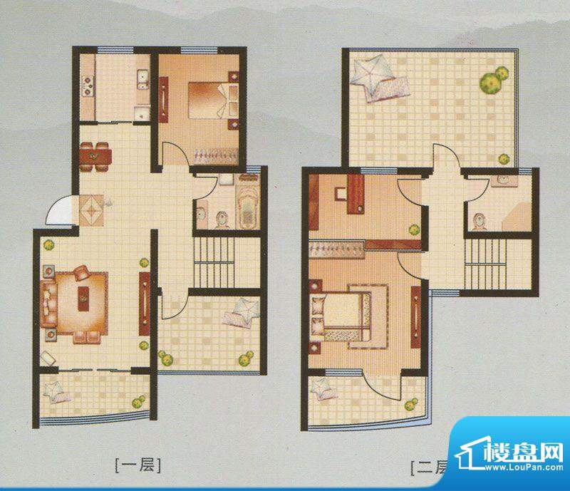 永成时代广场壹品世面积:135.00m平米
