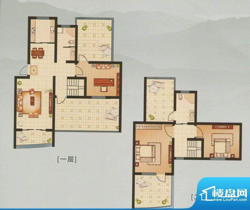 永成时代广场壹品世面积:146.00m平米
