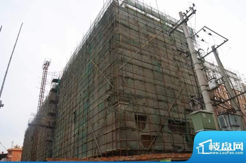 苹果公寓项目工程进度(2012-5-18)
