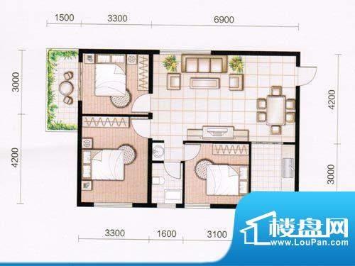 东方国际园hu44 面积:0.00m平米