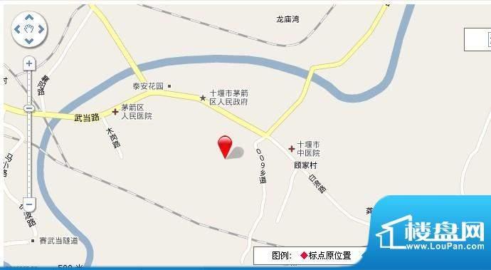 名城港湾交通图