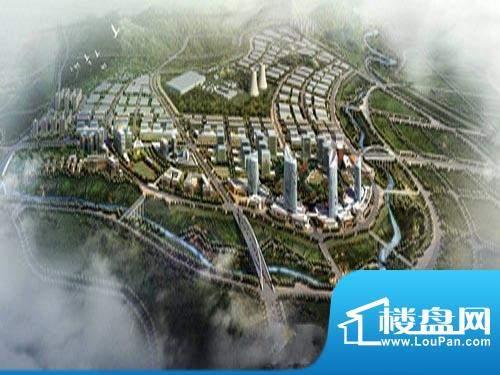 翔龙·四方新城效果图