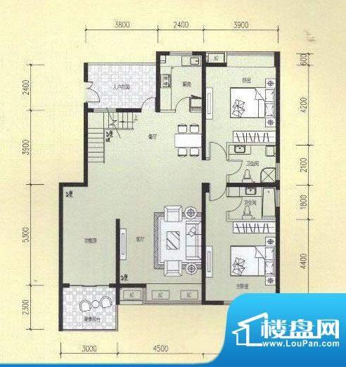 翔龙·四方新城666 面积:0.00m平米