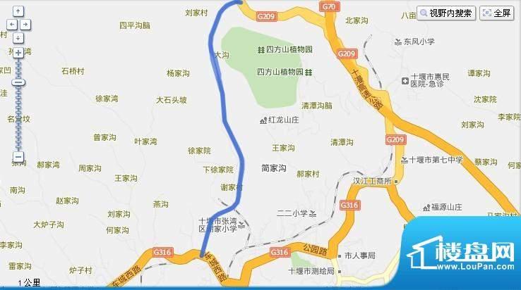 翔龙·四方新城82
