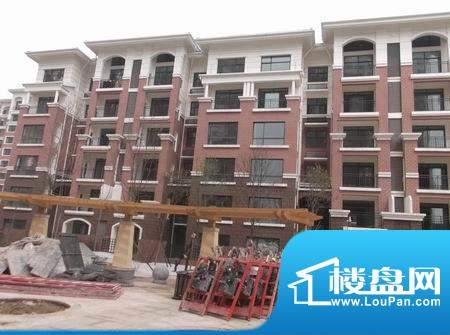 中国铁建·领秀城实景图