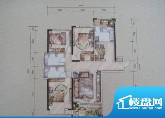 千福·上庸城胡2 面积:0.00m平米