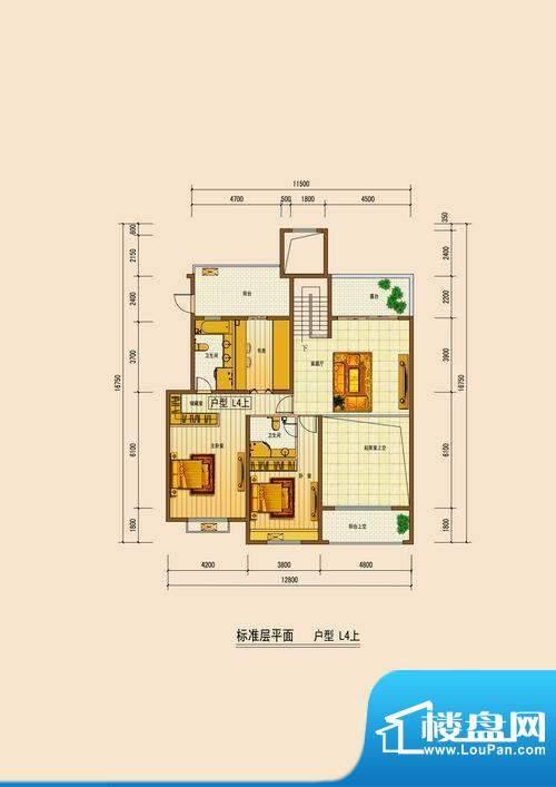 中国铁建·领秀城电面积:0.00m平米