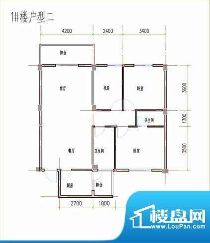 施洋阁hu3 面积:0.00m平米