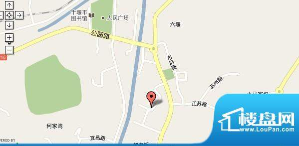 美林香榭交通图