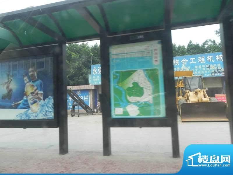 北城峰景交通图