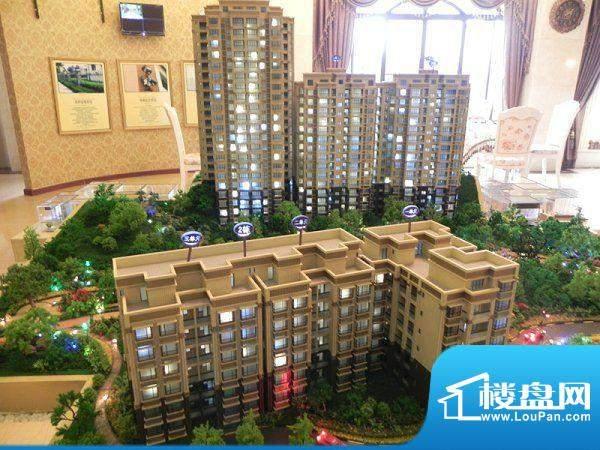 皇家花苑二期沙盘(2012.4.11)