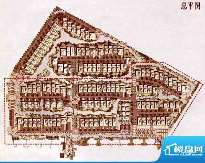 嘉州新城·御墅实景图
