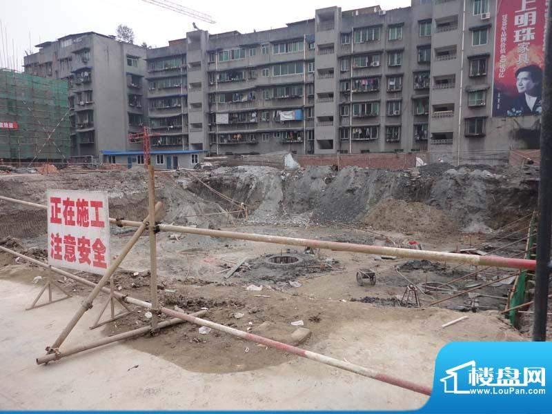 百海·壹号公寓实景图