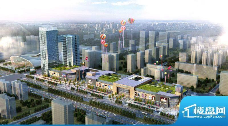 阳江国际五金刀剪商贸城效果图