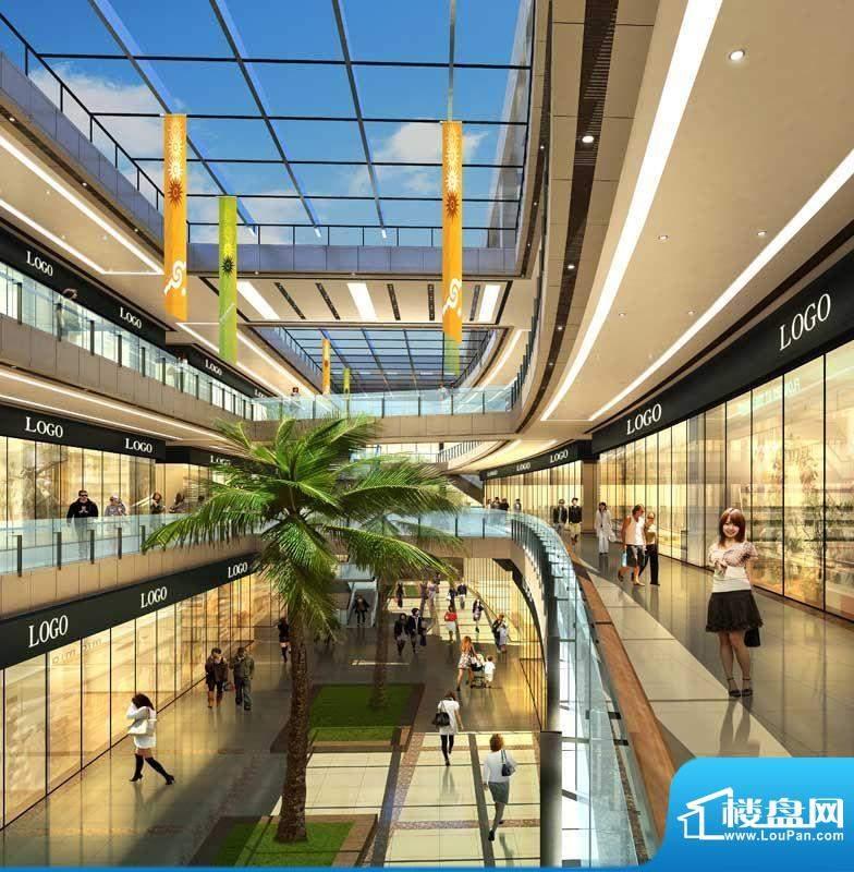 阳江国际五金刀剪商贸城实景图