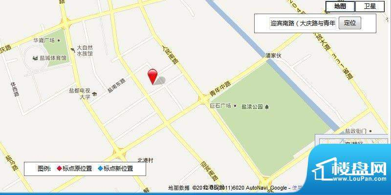 国飞尚城交通图