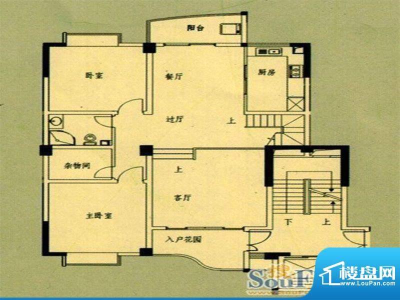 国飞尚城二期1号楼0面积:109.00m平米