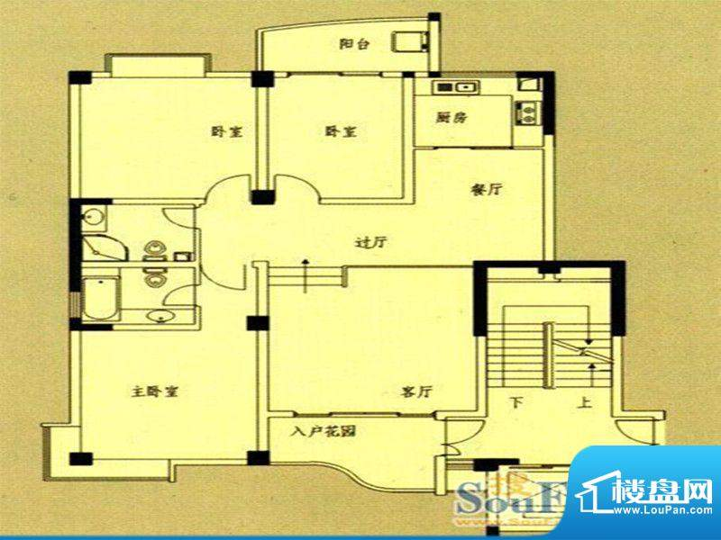 国飞尚城二期2号楼0面积:130.00m平米