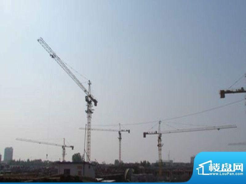 濠璟·半岛实景图(2012-6)