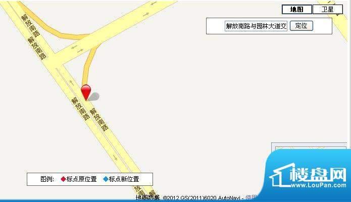 中江·外滩城交通图