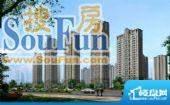 中江·外滩城效果图