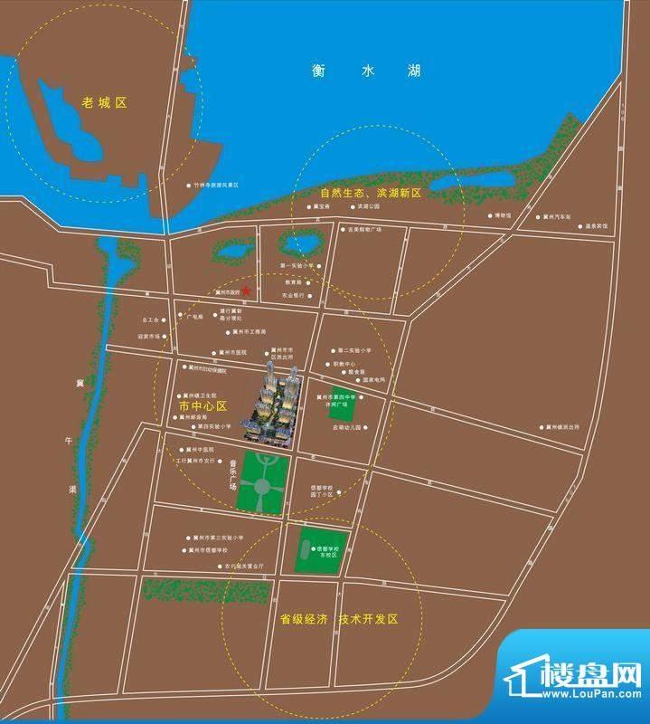 万都城交通图