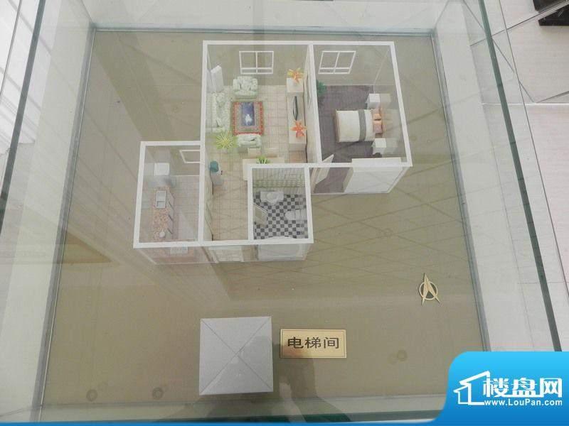 花香维也纳户型模型面积:0.00m平米