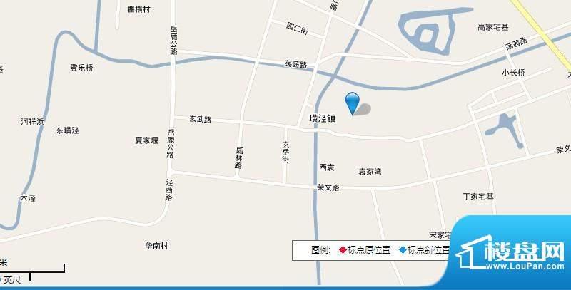 景栊湾交通图