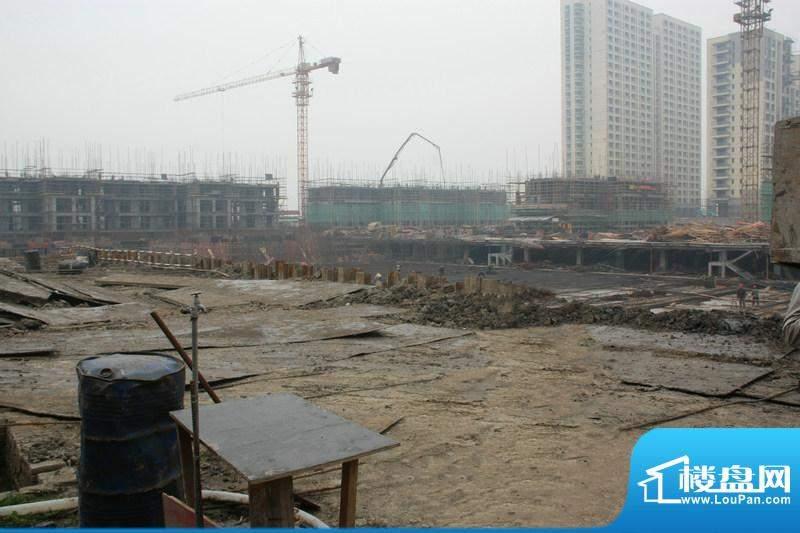 博海尚城实景图