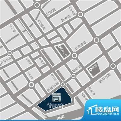 南洋壹号公馆交通图