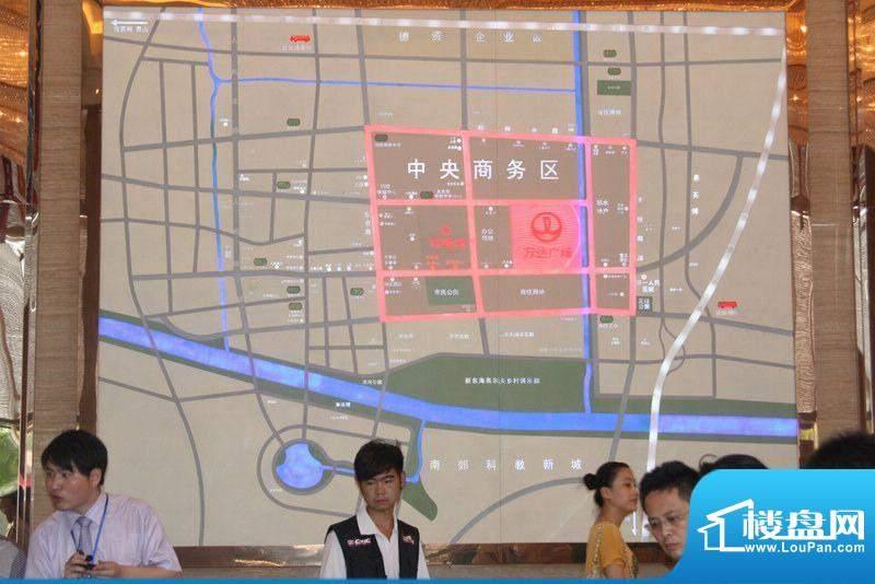 太仓万达广场交通图