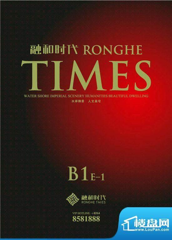 融和时代B1E-1-01 面积:0.00m平米
