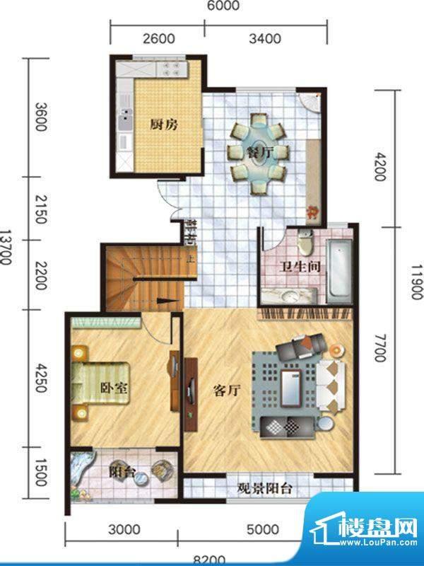 凤凰御景别墅2期标准面积:0.00m平米